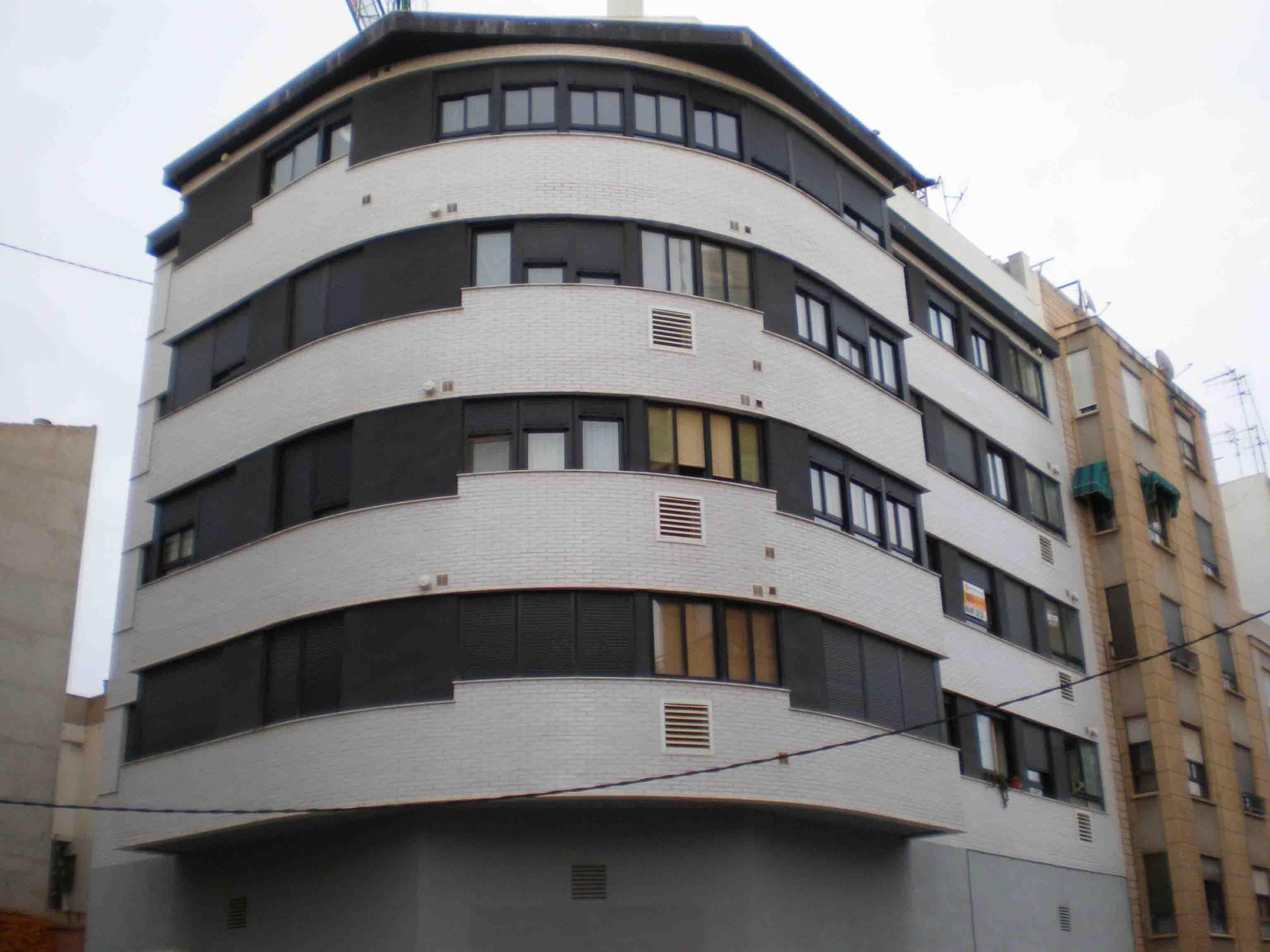 Edificio Casablanca