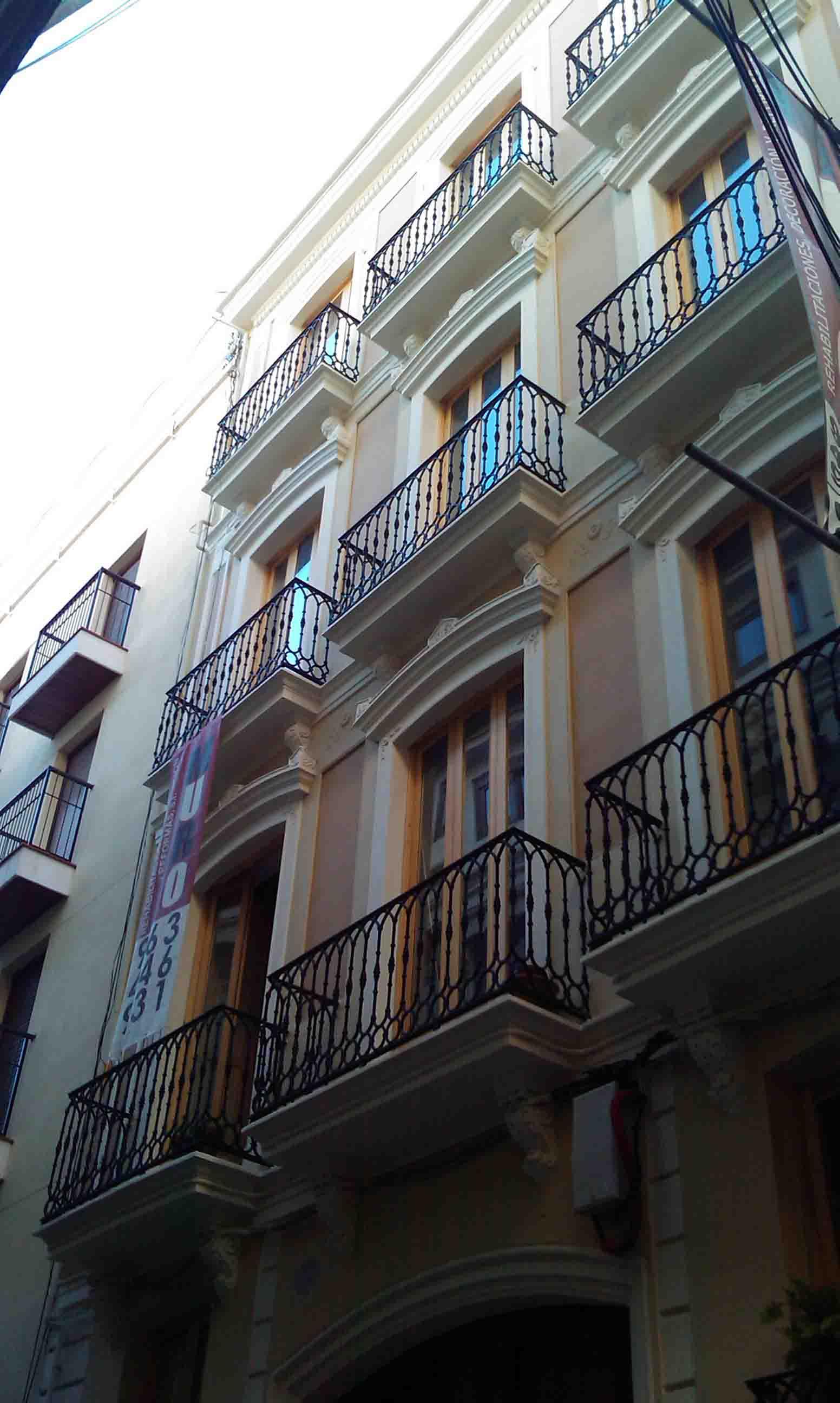 Edificio Gobernador Viejo