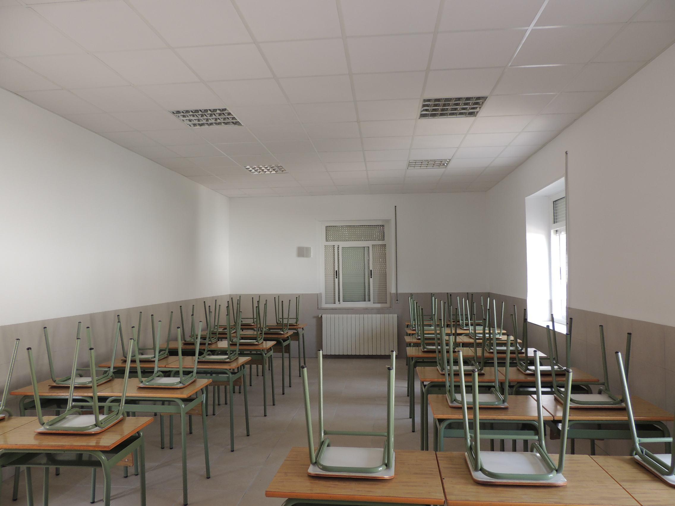 2ª fase Colegio del Carmen