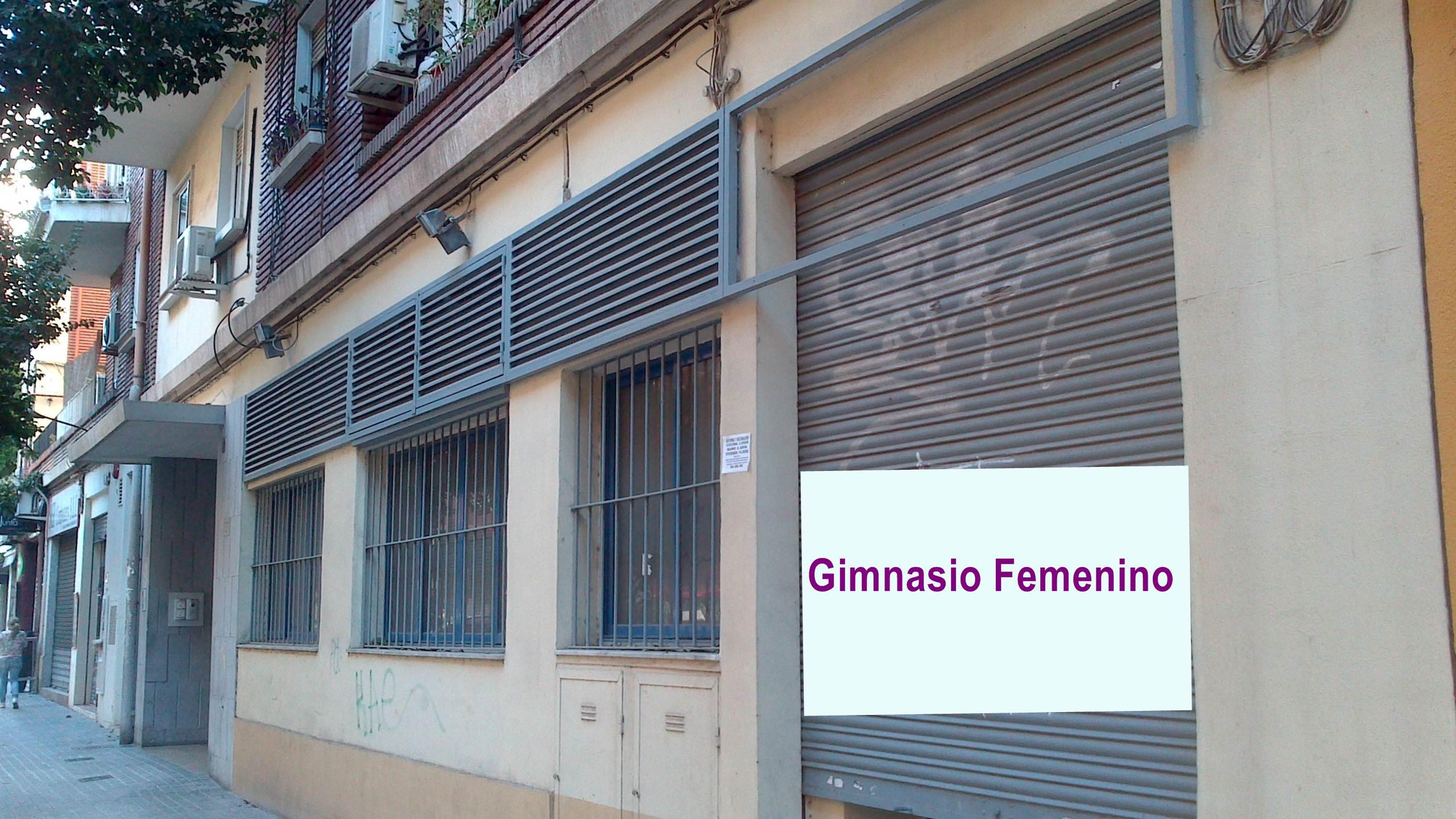 Nuevo proyecto gimnasio femenino ominarq - Calle valencia salamanca ...
